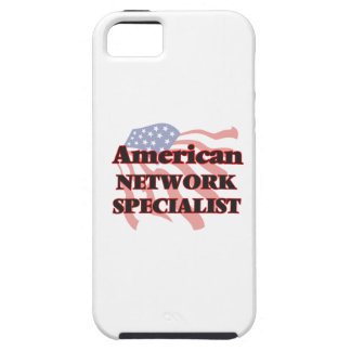 American Network Specialist Tough iPhone 5 Case