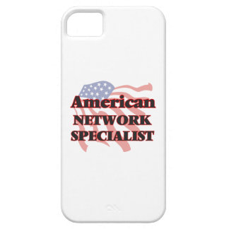 American Network Specialist iPhone 5 Cover