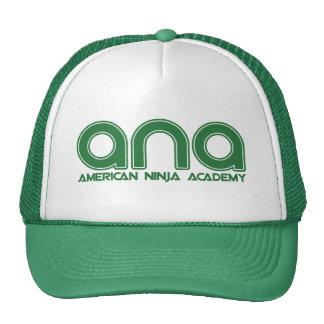 American Ninja Academy Hat