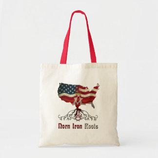 American Northern Irish Roots Tote Bag