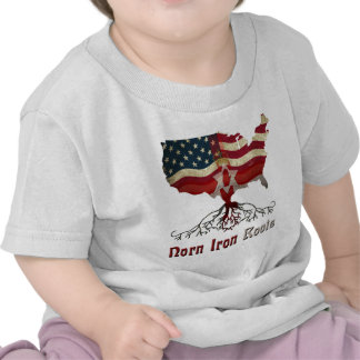 American Northern Irish Roots T-shirt