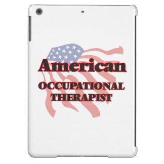 American Occupational Therapist iPad Air Cases