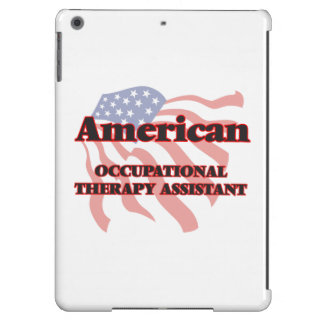 American Occupational Therapy Assistant iPad Air Cover
