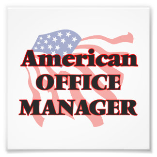 American Office Manager Photo