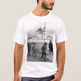 American officers frequently employed_War Image T-Shirt