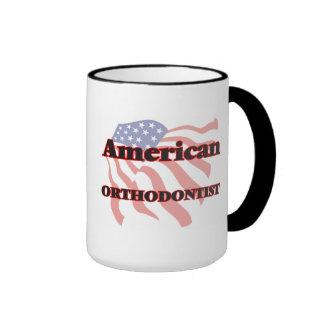 American Orthodontist Ringer Mug