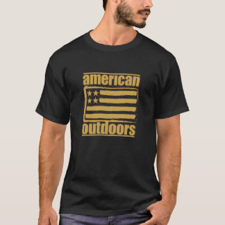 American Outdoors® (Edit) T-Shirt