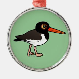 American Oystercatcher Christmas Ornament
