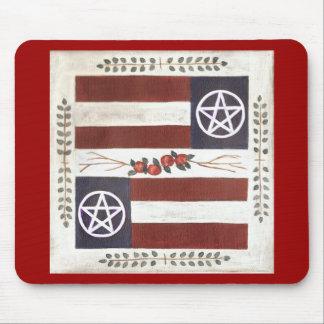 American Pagan Mouse Pad