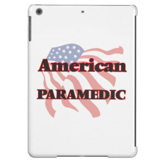 American Paramedic Cover For iPad Air