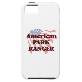 American Park Ranger Case For The iPhone 5