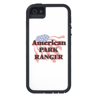 American Park Ranger iPhone 5 Covers