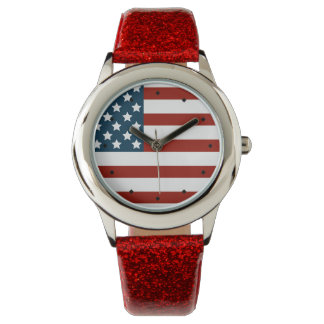 American Patriot Contemporary Watch