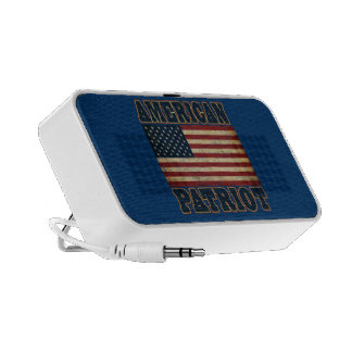 American Patriot Flag PC Speakers