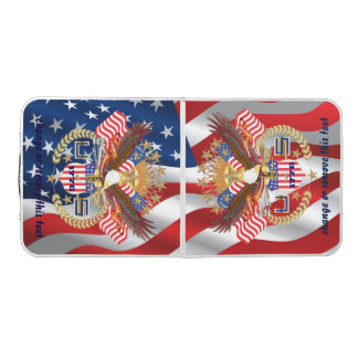 American Patriot Pong Table