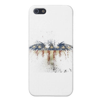 American Patriotic Eagle Covers For iPhone 5