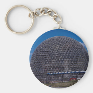 American Pavilion, Expo 1967, Montreal, Quebec, Ca Key Ring