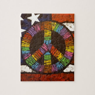 American Peace Jigsaw Puzzle