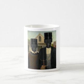 American Photographic Err Gothic Basic White Mug