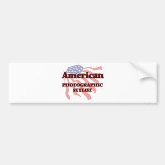American Photographic Stylist Bumper Sticker