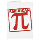 American Pi Card