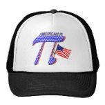 AMERICAN PI (PIE) - MATH HUMOR CAP