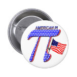 AMERICAN PI (PIE) - MATH HUMOR PINS