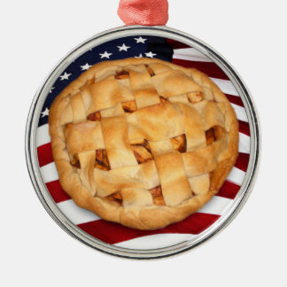 American Pie Christmas Ornament