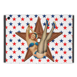 American pinup star cover for iPad mini