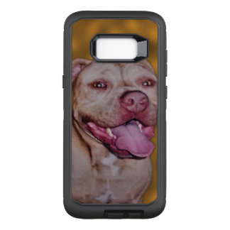 American Pit Bull, OtterBox Defender Samsung Galaxy S8+ Case