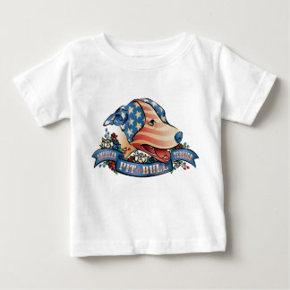 American Pit Bull Terrier Baby T-Shirt