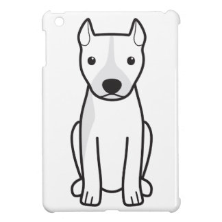 American Pit Bull Terrier (Cropped Ears) Case For The iPad Mini