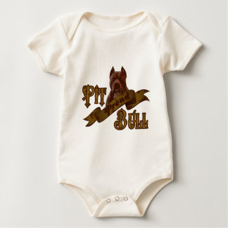 American Pit Bull Terrier Dog Rompers