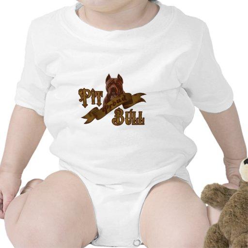 American Pit Bull Terrier Dog Bodysuits