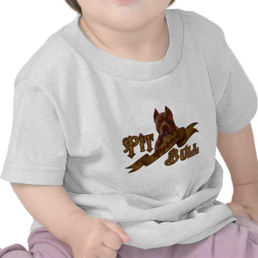 American Pit Bull Terrier Dog Tee Shirt