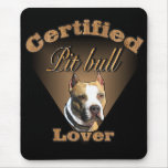 American Pit Bull Terrier Gifts Mouse Pad