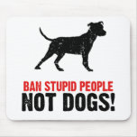 American Pit Bull Terrier Mousepad