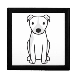 American Pit Bull Terrier (Natural Ears) Gift Box