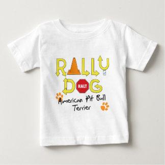 American Pit Bull Terrier Rally Dog T-shirt