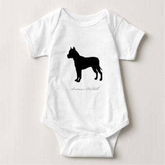 American Pit Bull Terrier silhouette Shirt