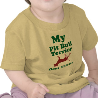 American Pit Bull Terrier T-shirts