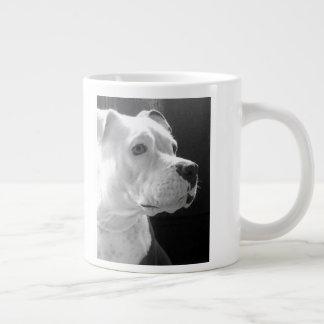 American Pitbull Large Coffee Mug