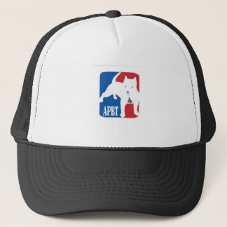 american pitbull trucker hat