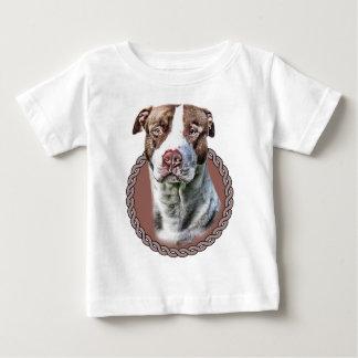 American Pittbull 001 Baby T-Shirt