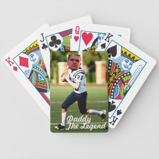 American Player Football - Bicycle Playing Cards