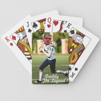 American Player Football - Playing Cards