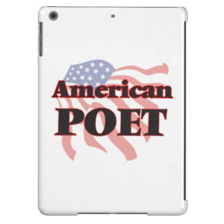 American Poet Cover For iPad Air