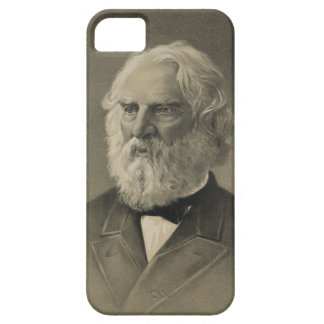 American Poet Henry Wadsworth Longfellow Portrait Case For The iPhone 5