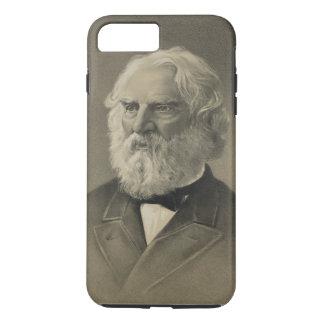 American Poet Henry Wadsworth Longfellow Portrait iPhone 7 Plus Case