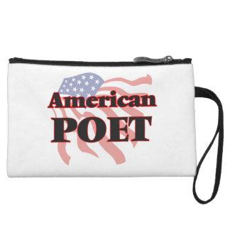American Poet Wristlet Clutches